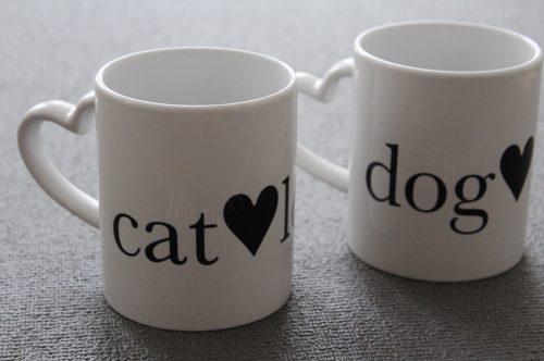 Catlover Doglover Tassen Love Pets & Harmony