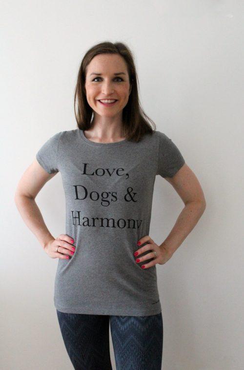 Love, Dogs & Harmony TShirt