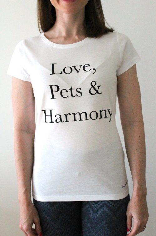 Love, Pets & Harmony TShirt
