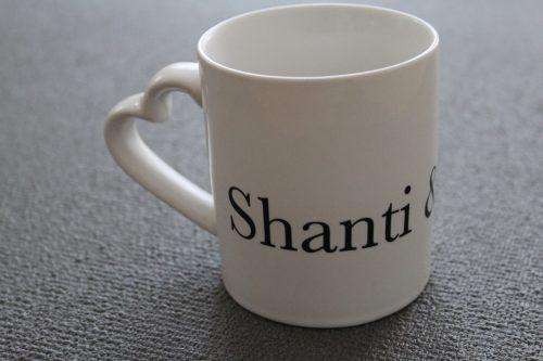 Shanti & Meow Herztasse